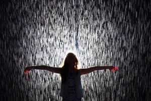 Там часто идут дожди