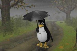 Еж и сказка про дождь