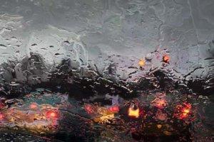 Дождь на картинах художников