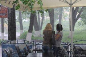 Когда дождь идет