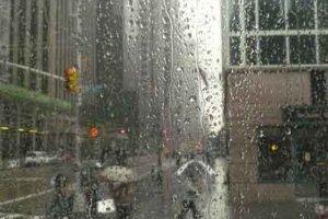 Грустный дождь