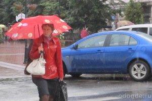 Что для каждого из нас значит дождь