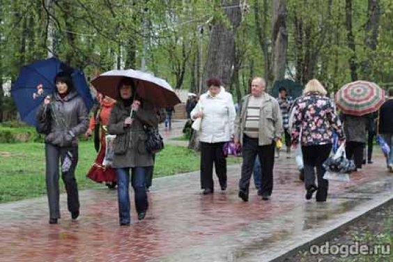 Некоторые приметы и суеверия, касающееся зонта от дождя