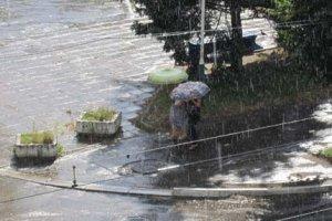 Волшебный хрустальный дождь