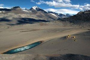 Какое место на Земле является самым сухим? Сухие долины!