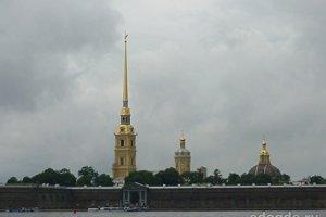 Питерский дождь: какая ж Марья без Ивана, какой же Питер без дождя