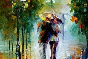 Поэты о дожде Стихия и стихи