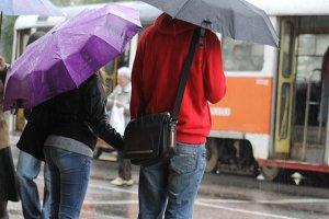 Она так любила дождь, что он её всегда преследовал