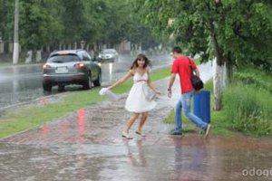 Влияние дождя на эмоциональное состояние человека