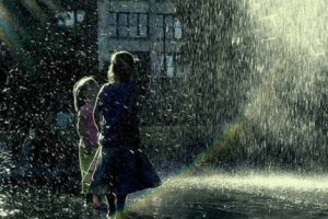 Дождь смывает все