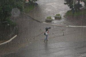 Такой разный дождь