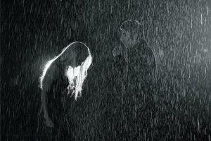 Разговор под музыку дождя