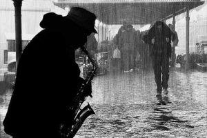 Своя мелодия дождя или музыкальный дождик