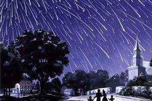 Звёздный дождь и желания