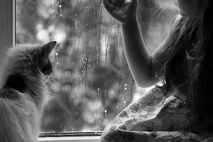 Я, Сашенька и стихи о дожде