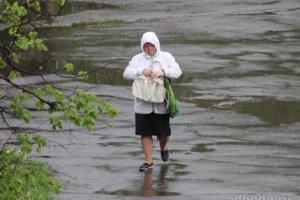 Ей всего лишь приснился дождь