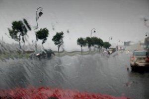 География дождя