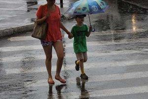 Иногда хочется чтобы полил дождь