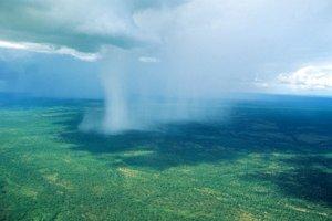 Природа появления дождя