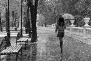 Мое стихотворение Дождь