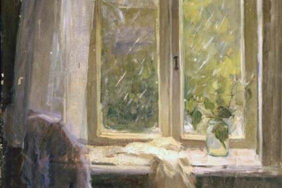Дождь за окном