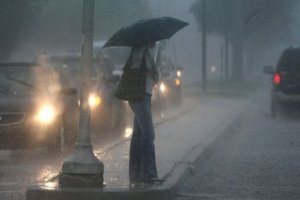 Чудеса во время дождя