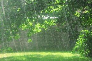 Разные виды дождей