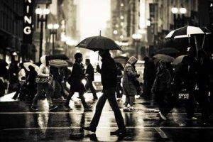 Такой тёмный дождь