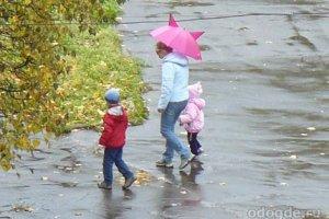 «Хочу дождь!» (воспитательный этюд)