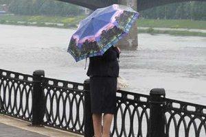 Такой разный — разный дождь