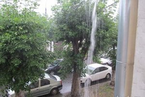 Их сумасшедший дождь