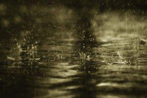 Как образуется дождь и дождевые капли