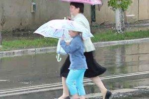 В дождь всегда грустно