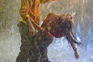Последний танец под дождём