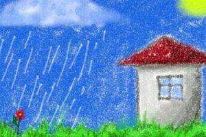 Сочинение «Дождь»