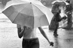 Опять дождь