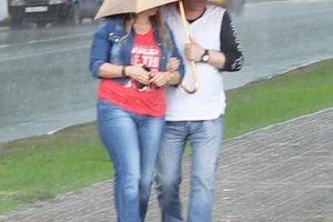 Наш теплый дождь