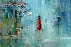 Иногда хочется, чтобы пошел дождь