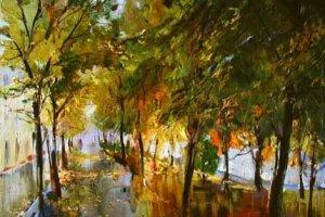 Николай Поснов о дожде