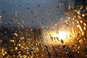 Ночной дождь и сон