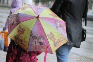 Как сказка про дождь Ромочку успокоила