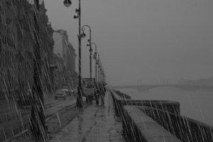 Упрямый дождь