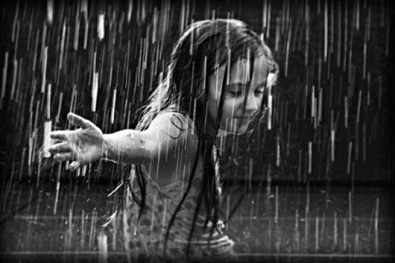 Урок — фантазия о дожде