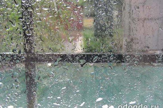 Обложные дожди как природное явление и лирический пейзаж