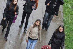 Влияния дождя на человеческий организм