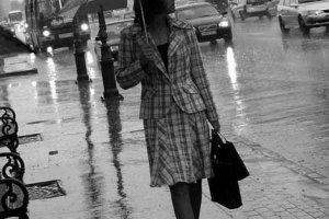 Как дождь влюбился