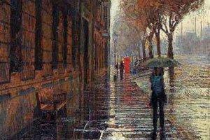 Я так хотел бы стать дождём