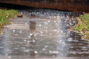 Дождь стучится