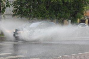 Сезон дождей  в разных странах