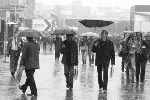 И парень впервые думал о том, что дождь – это не плохо